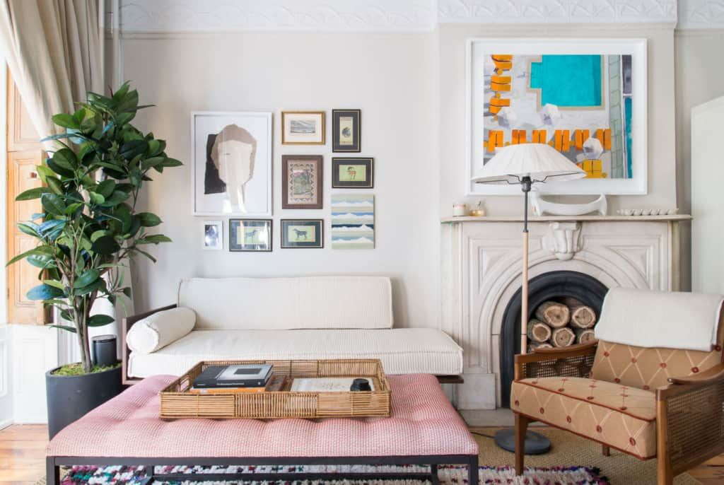 ideas for adding a little extra seating to your small