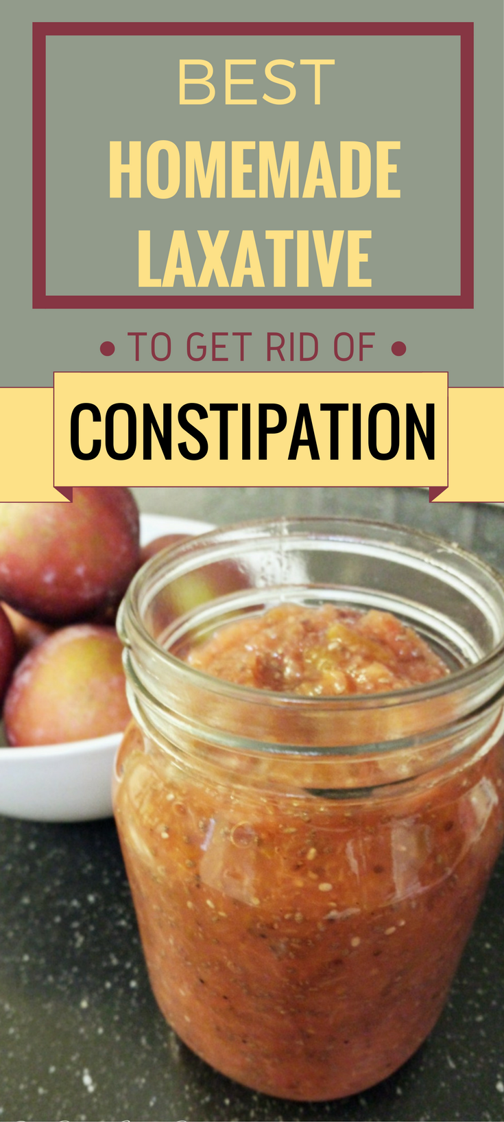 Many people face with constipation, and we know how much it hurts! I have a serious problem with this, and I think it's genetic because my mother and ...