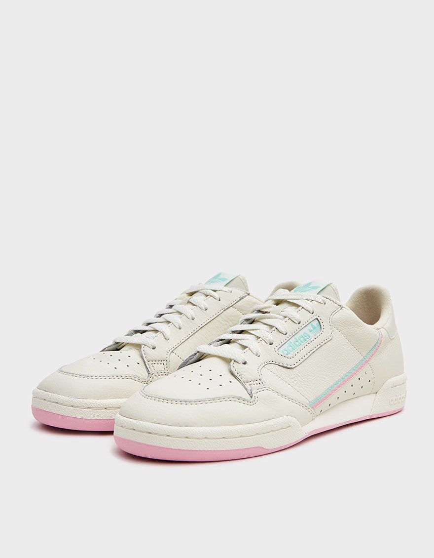 Adidas Continental 80 Sneaker in Off
