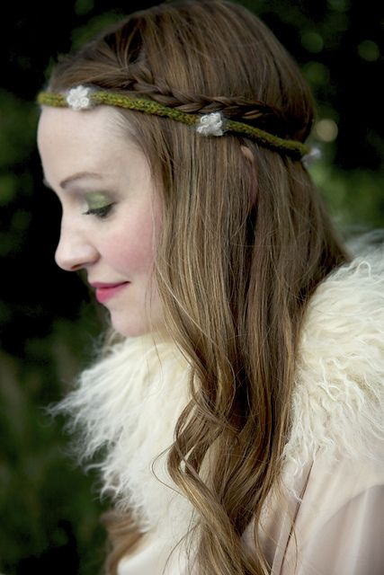 Ravelry: wildflower crown pattern by tiny owl knits