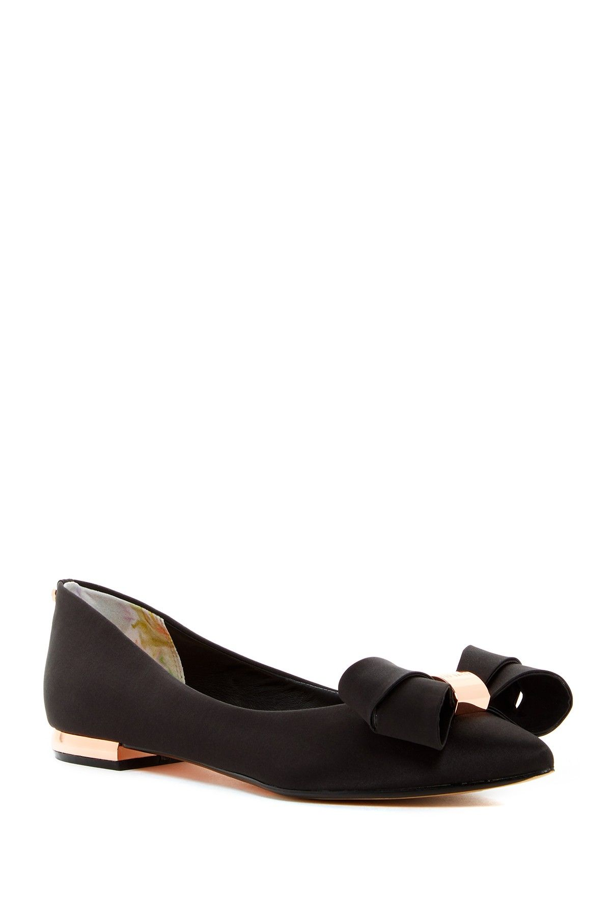 590ca38d6d858 Ilebdi Flat by Ted Baker London on  nordstrom rack Ted Baker Womens