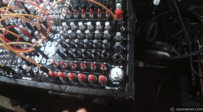 Superbooth 2017: Befaco Hexmixer nails the Eurorack mixer - gearnews.com
