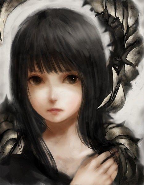 Rofuro E 1131877 Zerochan Anime Art Beautiful Realistic Art Semi Realism