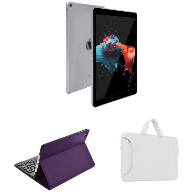 "Apple iPad Pro 12.9"" 64GB Wi-Fi & Cellular withAccessories - QVC.com"