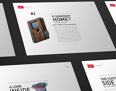 Check Out New Work On My Behance Portfolio Project Presentation