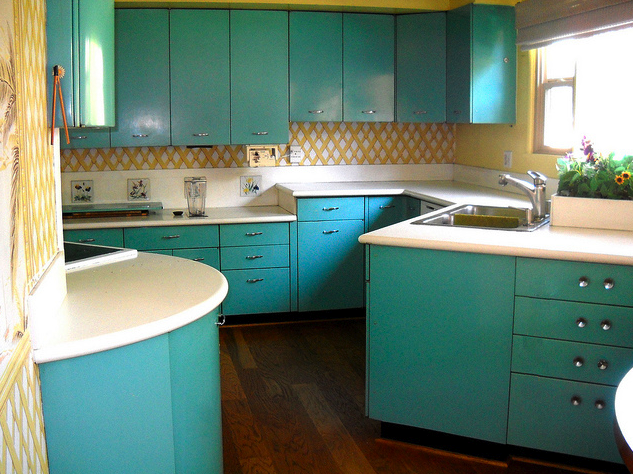 Mid Century Modern Blog Kitchens