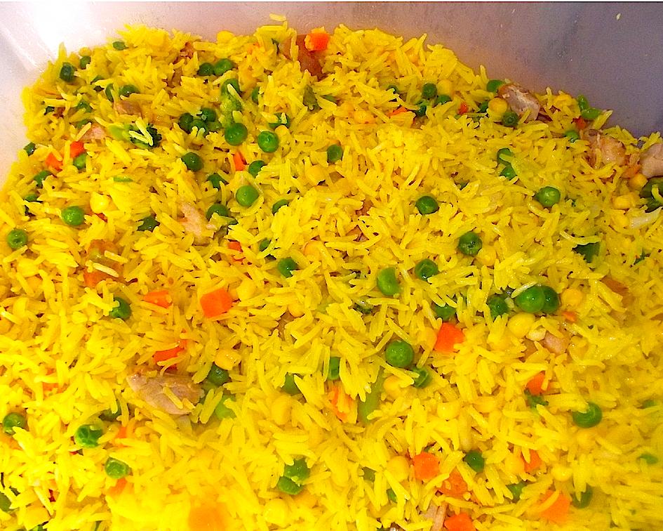 NICE Fried Rice Recipe