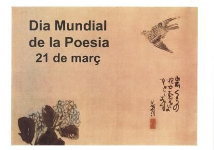 21 de Març, Dia Mundial de la Poesia, fem haikus