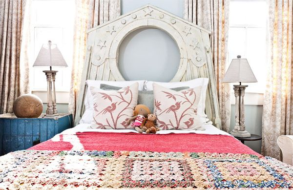 20 Stylish Dream Bedroom Headboards for Ladies | Home Design Lover