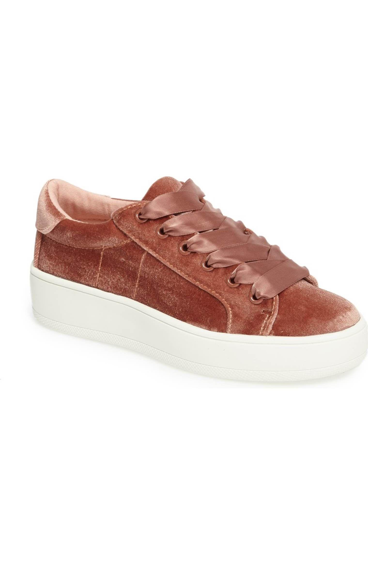 13cd2319321 Main Image - Steve Madden Bertie-V Platform Sneaker (Women) Steve Madden  Platform