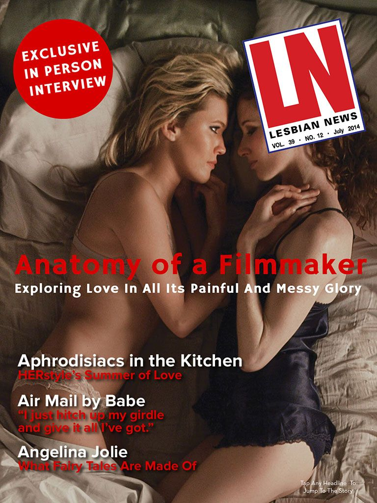 Anatomy Of A Love Seen En Español lesbian news july 2014 issue | anatomy of a love seen