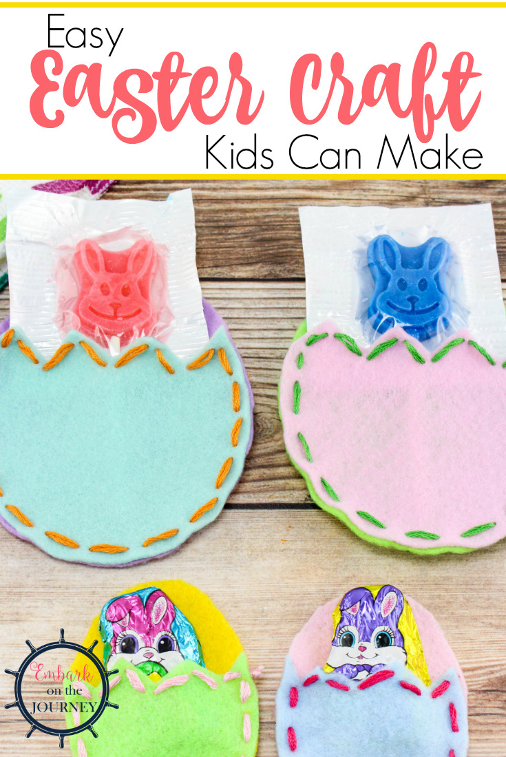 Easy easter craft for older children felt easter egg pouches felt easter egg pouches are an easy easter craft that kids can create on their own and they make great easter gifts for friends and family negle Image collections