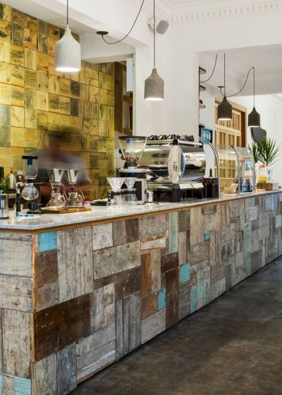Very cool freims condesa 4 holz nel 2019 design per for Arredamento caffetteria