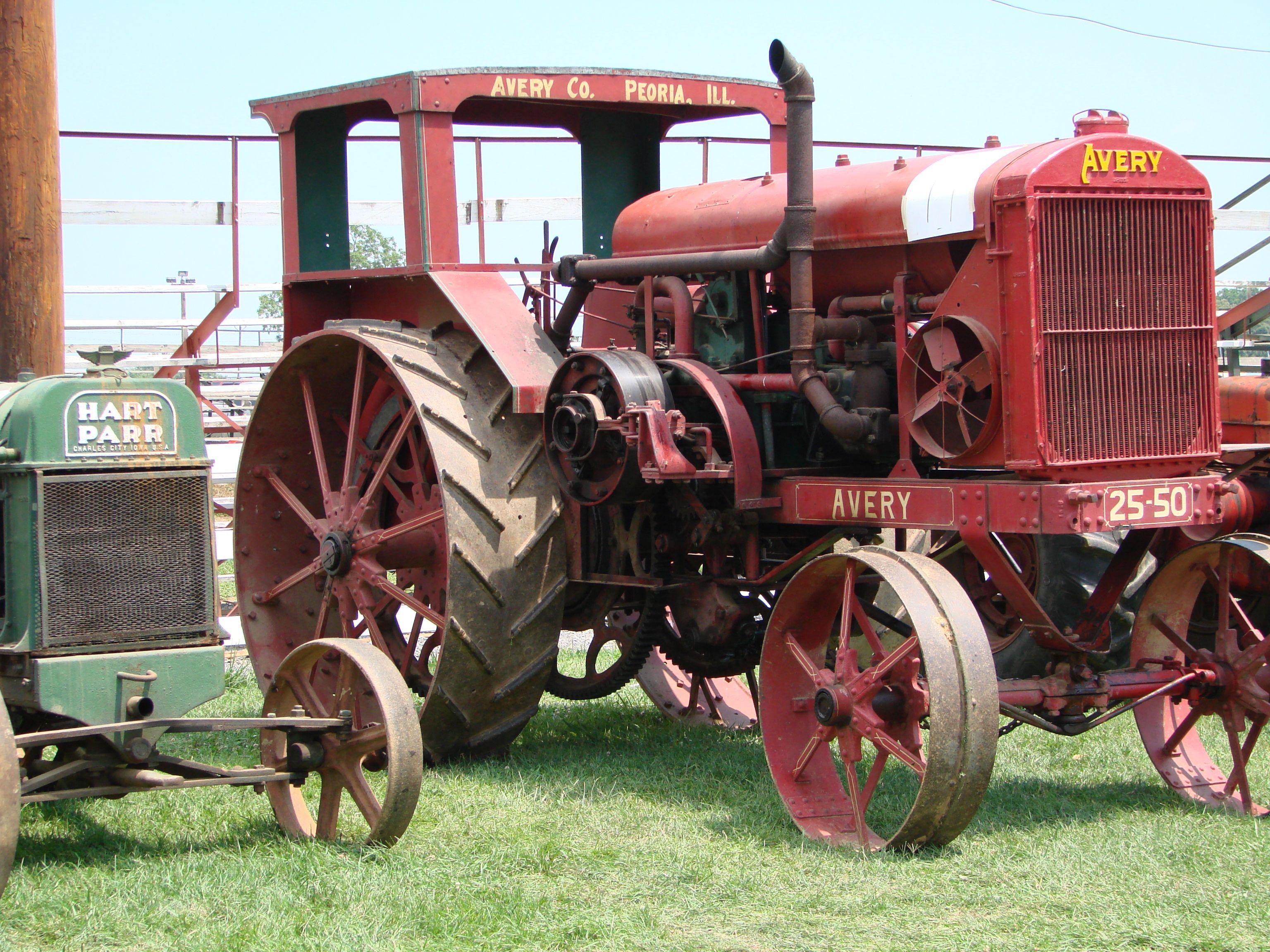 Avery Tractor Google Da Ara Goruntuler Ile
