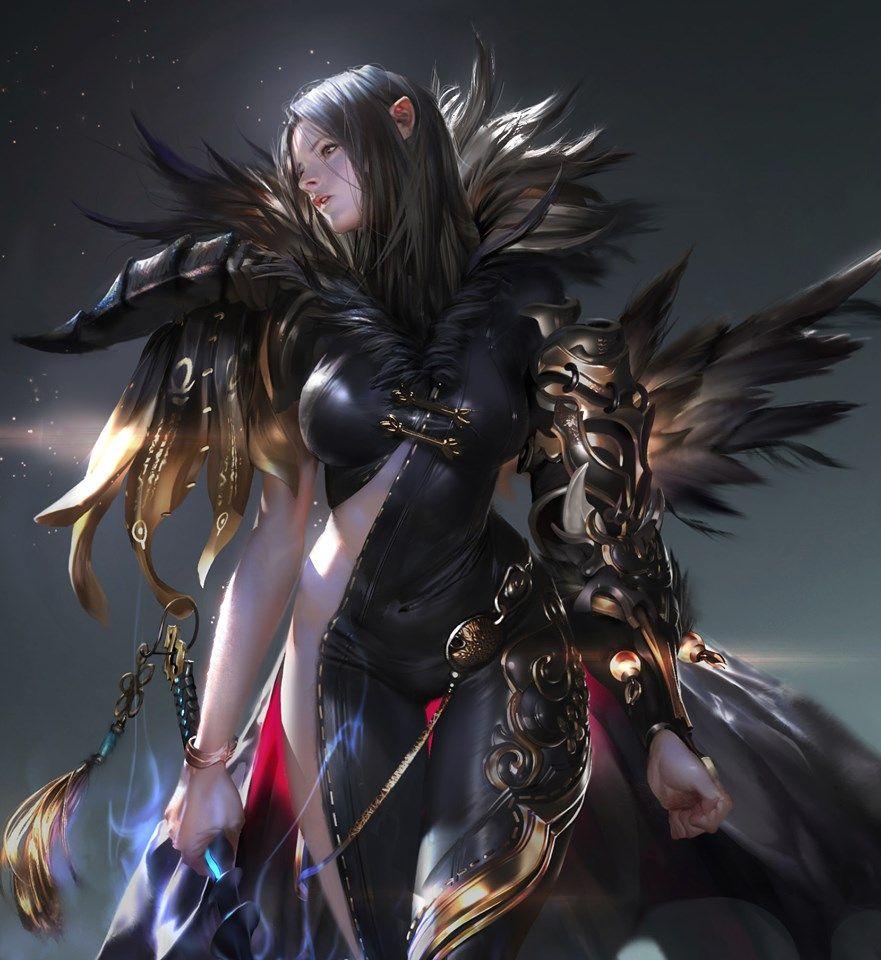blade & soul anime wiki