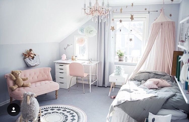 Pin by kristen rubidoux on if i have a baby girl with Chambre petite fille
