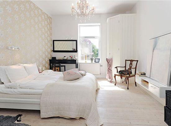 witte slaapkamer wooninspiratie slaapkamer pinterest