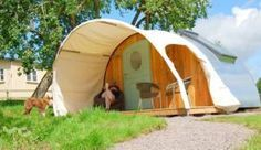 Glamping in Eco Pods | Glastonbury | Quality Unearthed