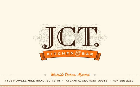 JCT. Kitchen and Bar, Atlanta, GA..... Love this restaurant. After a ...
