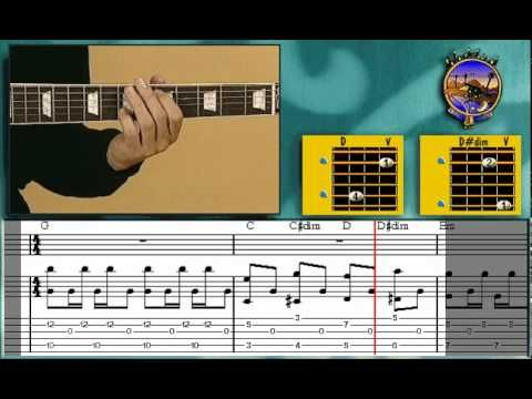 how to play tracy chapman fast car ukulele tutorial