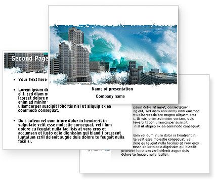 Japan earth quake powerpoint template with japan earth quake japan earth quake powerpoint template with japan earth quake powerpoint background for presentations is ready for toneelgroepblik Image collections