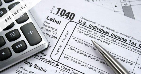 10 Confusing Tax Form Questions Explained via @PureWow via ...