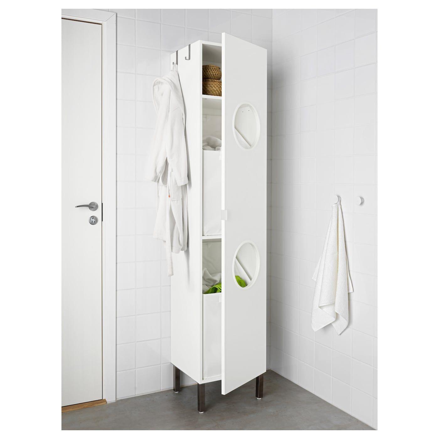 LILLÅNGEN Wäscheschrank   weiß   IKEA Österreich   Laundry ...