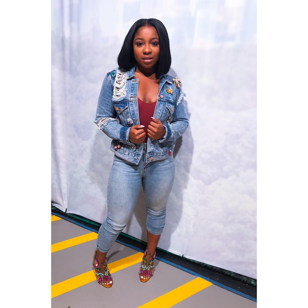 Reginae Carter | Fashion, Beautiful outfits, Fashion advice