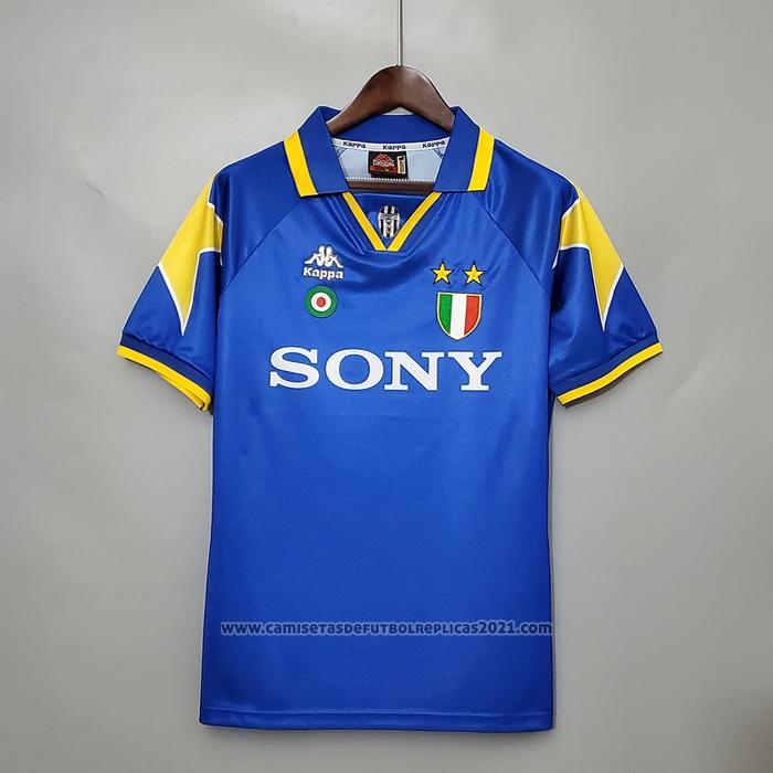 Camiseta Juventus 2ª Equipacion Retro 1995-1997 ...