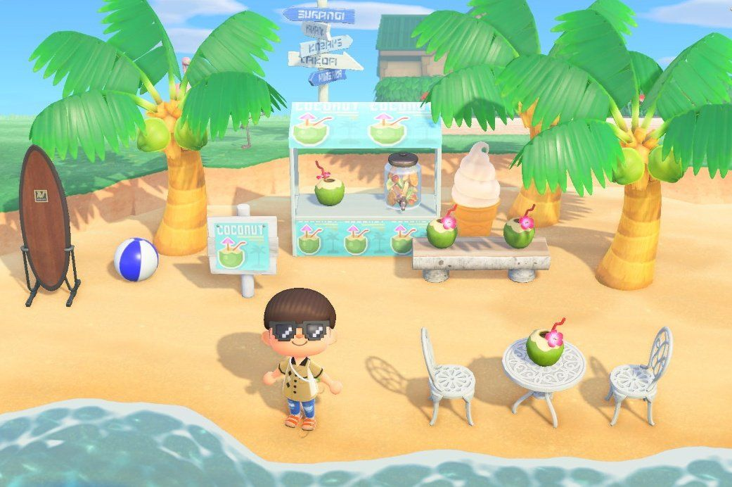 砂浜 あつ森 スヌーピー 【あつ森】砂浜アートや砂絵のマイデザインIDまとめ一覧