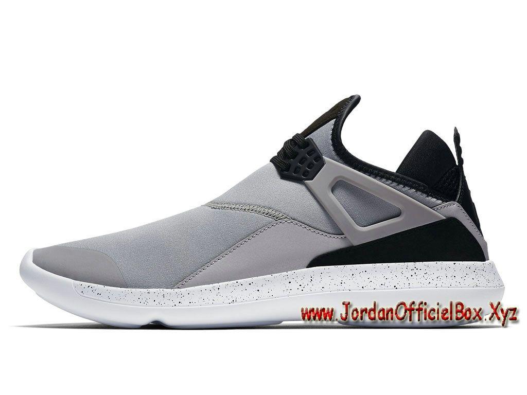 6db5292b5cd Jordan Fly 89 Wolf Grey 940267-003 Chaussures Nike Jordan 2017 Pour Homme  Gris-