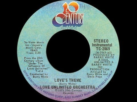 Love Unlimited Orchestra Love S Theme 1973 Disco Purrfection