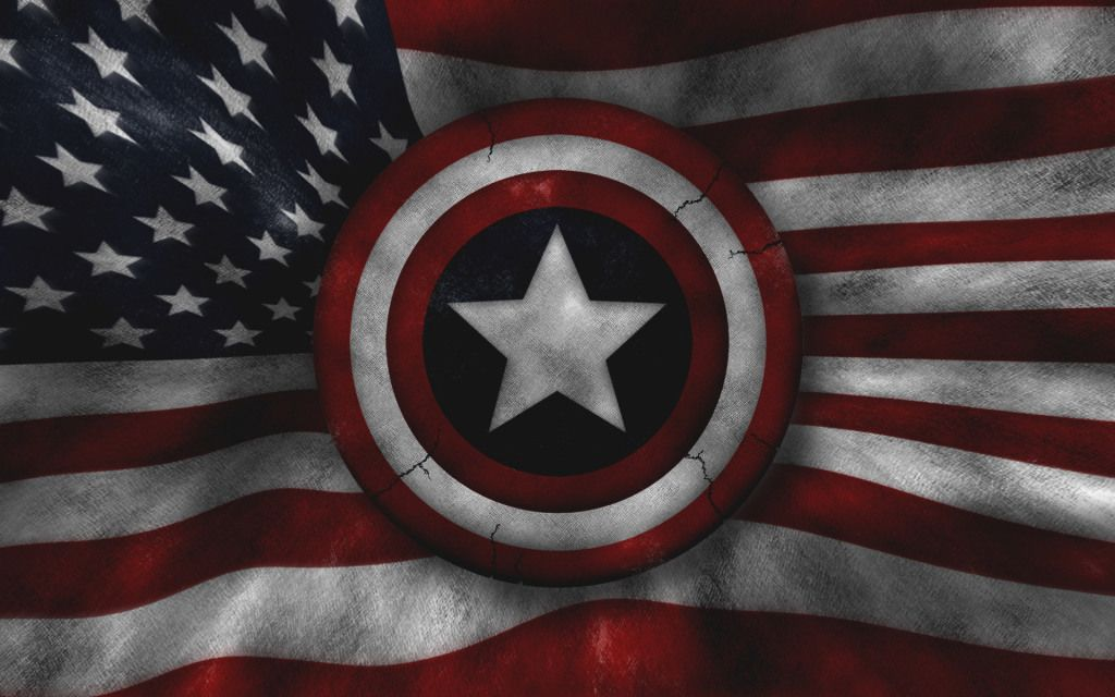 Captain America Shield Hd Wallpaper 4 Movies Pinterest