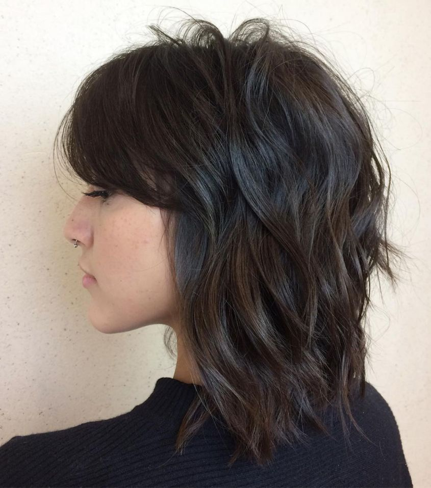 60 Most Universal Modern Shag Haircut Solutions Me