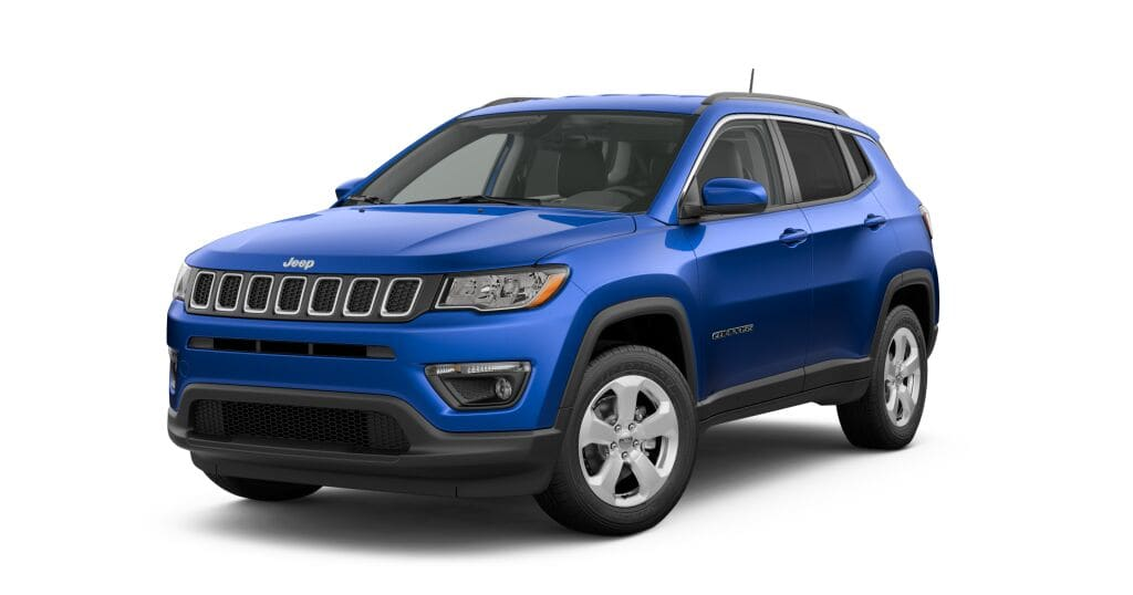 This 2019 Jeep Compass Is For Sale In Merrill Wi Price