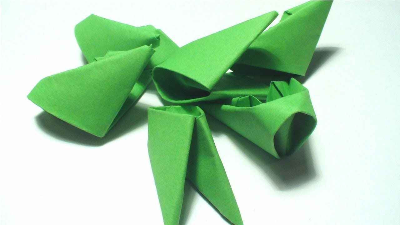 How To Fold The Pieces Faster Origami Pinterest 3d Origami