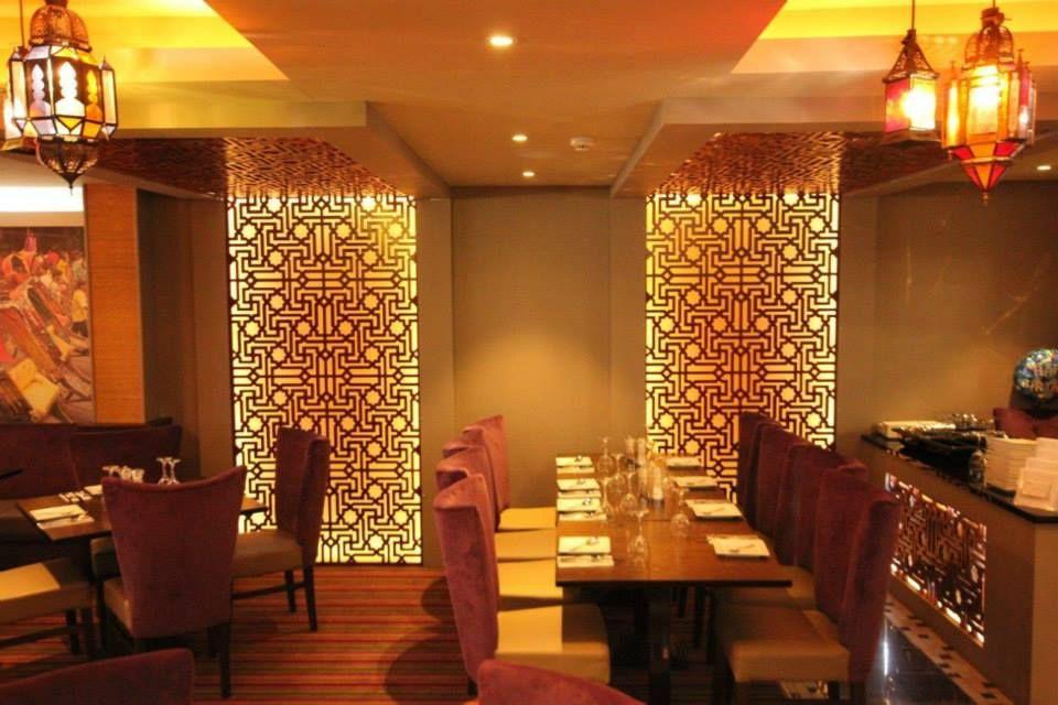 Indian Restaurant Design Google Search Modern Restaurant Design Restaurant Interior Design Restaurant Design Concepts
