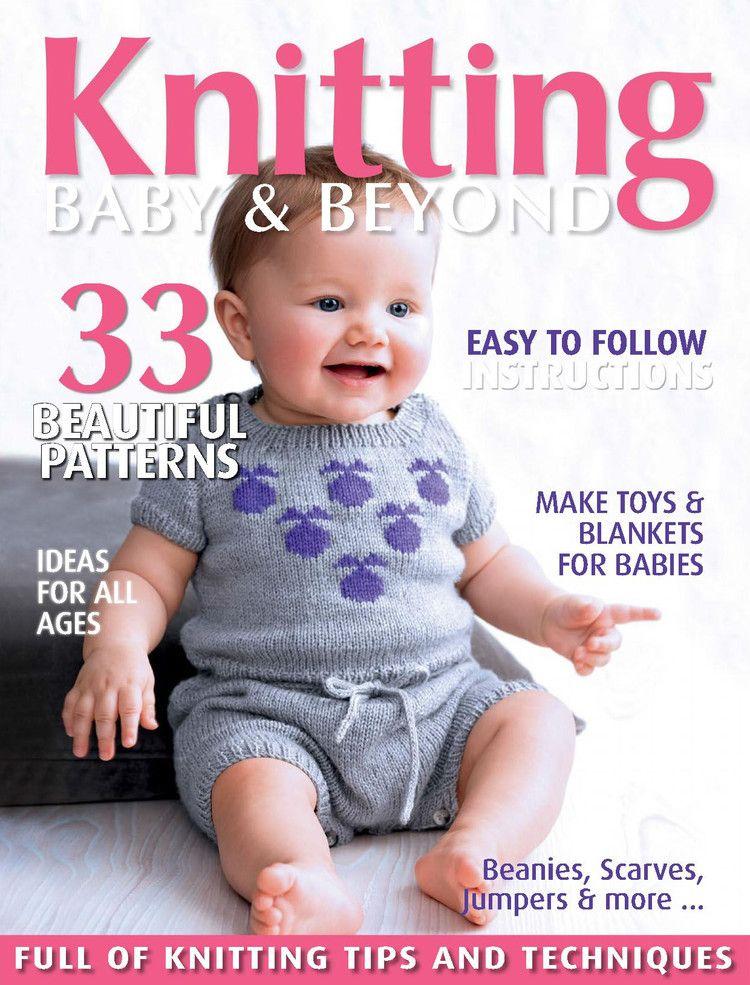 Knitting For Babies Magazine : Knitting baby beyond  crochet