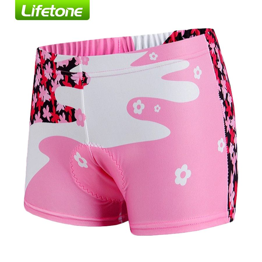 3D Gel Padded Bicycle Cycling Underwear Shorts Bike Short Breathable Pants