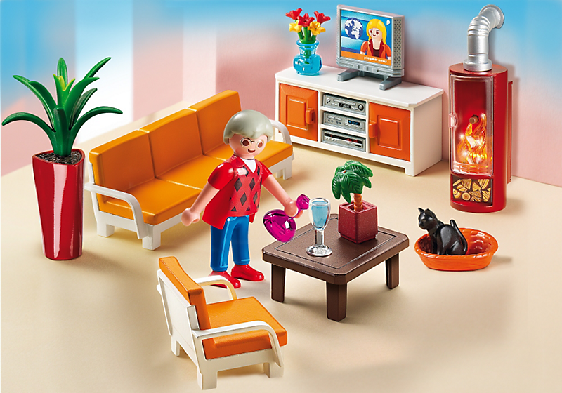 Sala de Estar - Playmobil® Ibérica