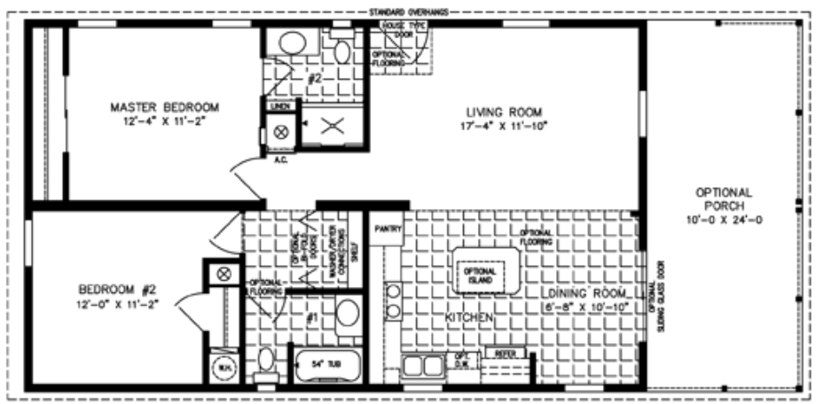 2 Bedroom Mobile Homes Floor Plans Two Bedroom Mobile Homes Mobile Home Floor Plans Modular Home Floor Plans Modular Home Plans