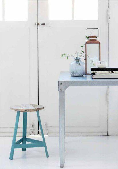 House Doctor Collection Printemps Ete 2013 Meubles De Salon Modernes Tabouret Style Industriel House Doctor