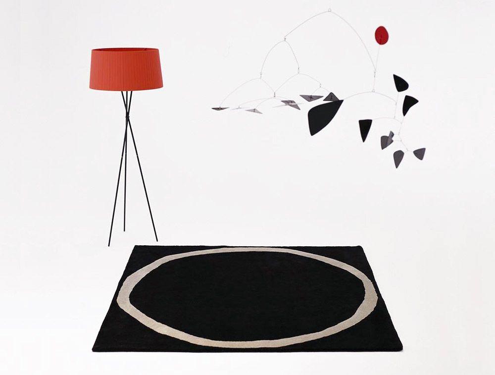 Immagini di oggetti di design rotondi | Aros Round, Nani Marquina, Nanimarquina | #designbest