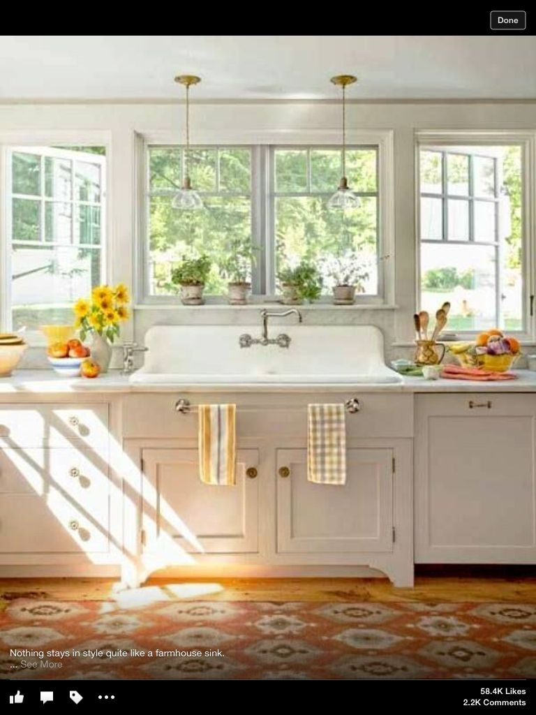 Via southern living -- perfection | kitchen | Pinterest | Cocinas ...