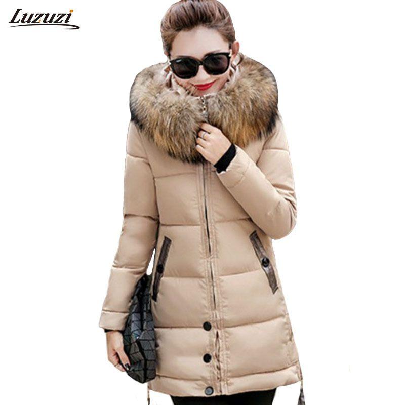 33d5077e9920c Vedda 2018 Moda Japon Style Şişme Kürk Yaka Kapşonlu Bayan Kaban Mont