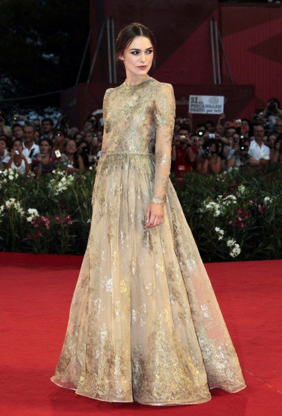 keira knightley red carpet dresses - Google Search