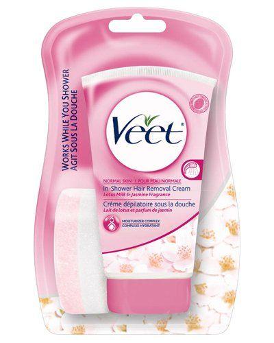 Veet In Shower Hair Removal Cream For Normal Lolly Mahoney