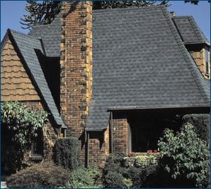 Best Forest Green Prestique Ii 30 Year With Images Roof 400 x 300