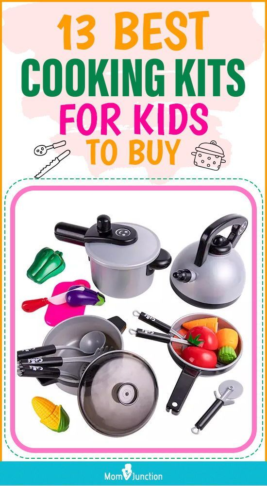 Have you noticed your kid pretend play with cooking vessels lately? The chances are that they have developed a keen interest in cooking. You can add to the child's enthusiasm by letting them spend time in the kitchen.