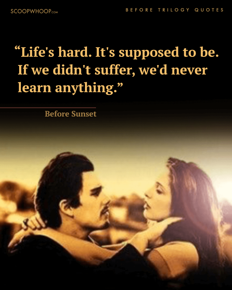 Everlasting Love Quotes 19 Quotes From The 'before' Trilogy Which Will Make You Rediscover